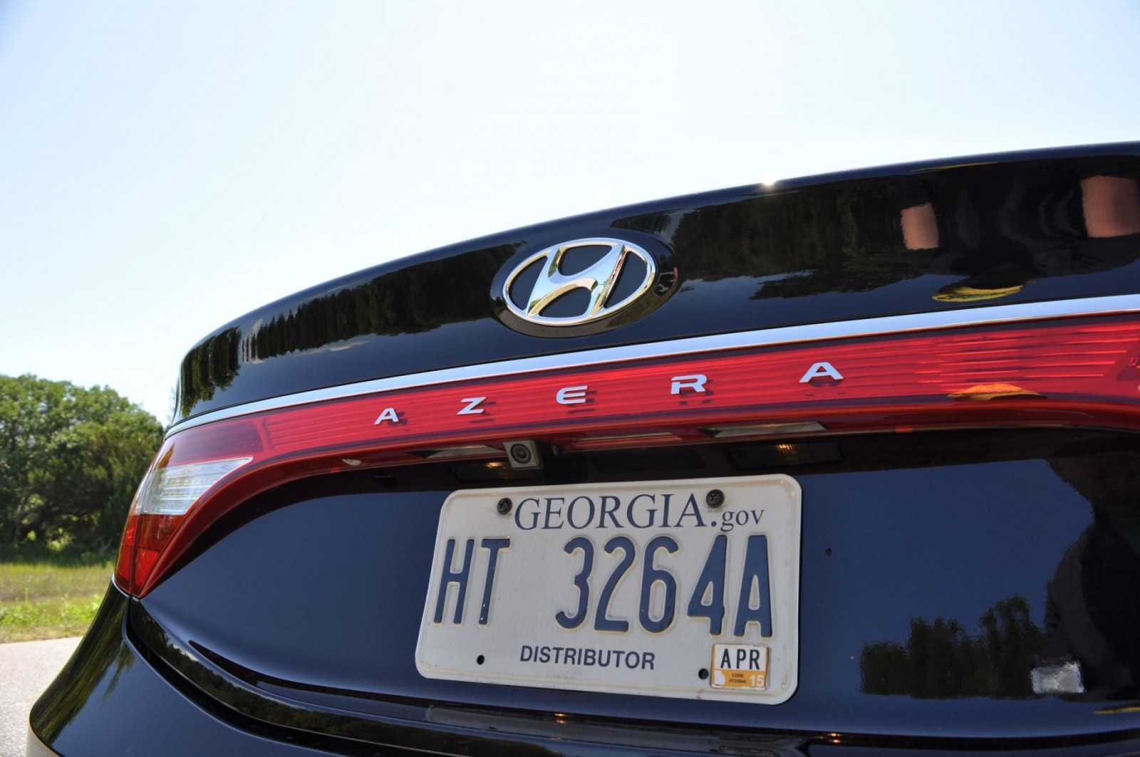 Road Test Review - 2015 Hyundai AZERA Limited 162
