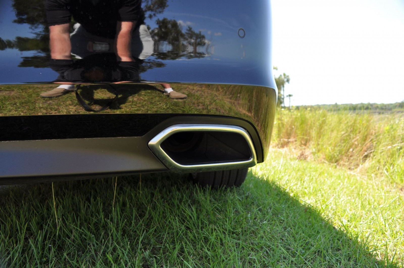 Road Test Review - 2015 Hyundai AZERA Limited 163