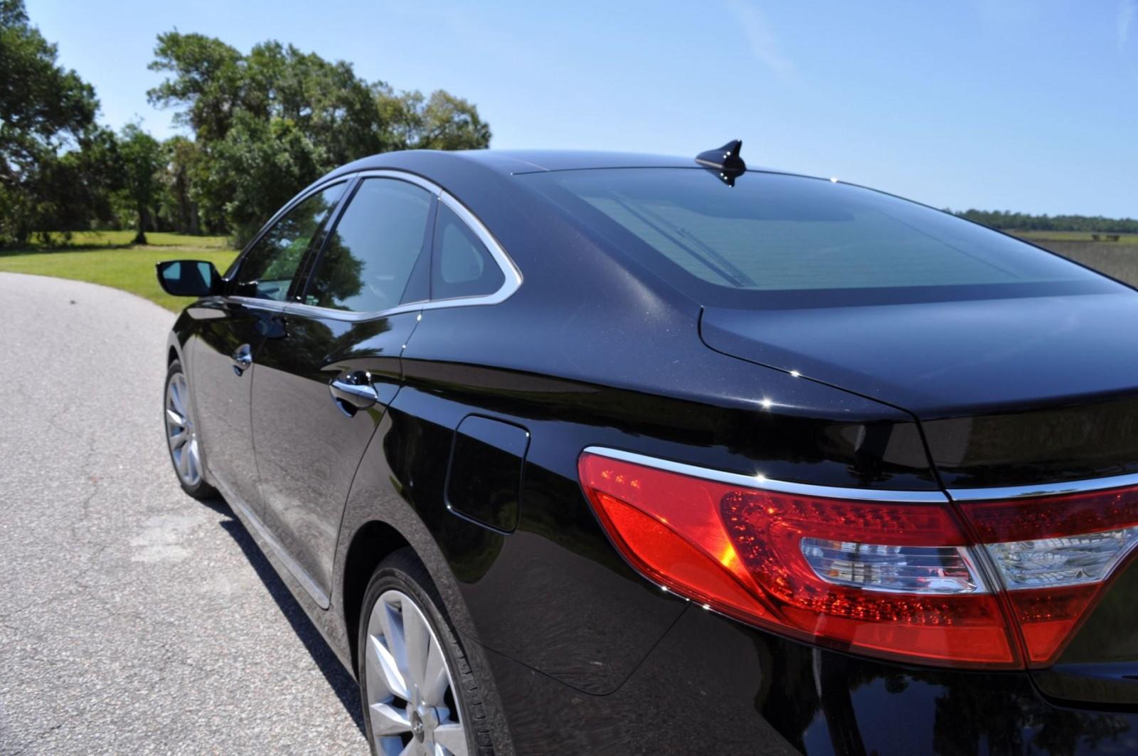 Road Test Review - 2015 Hyundai AZERA Limited 165