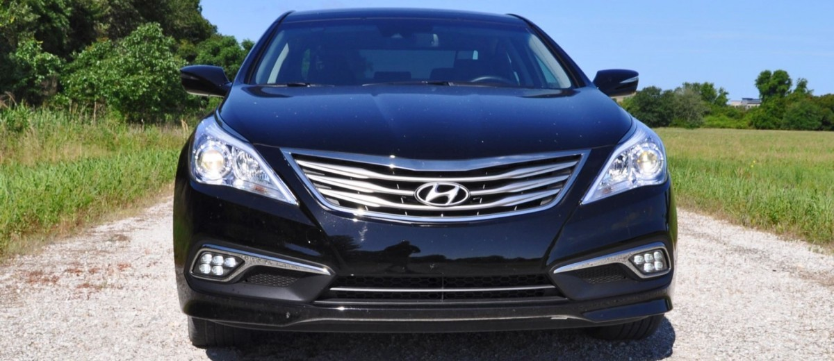 Road Test Review - 2015 Hyundai AZERA Limited 18