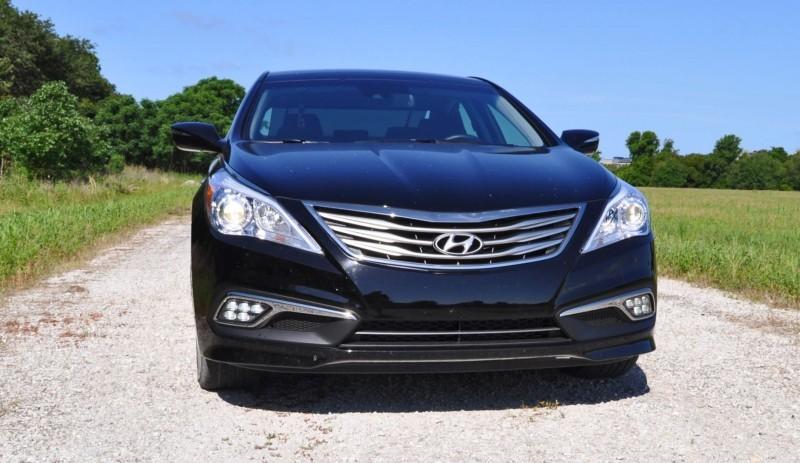 Road Test Review - 2015 Hyundai AZERA Limited 19