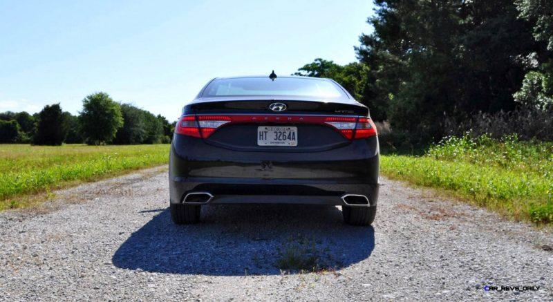 Road Test Review - 2015 Hyundai AZERA Limited 2