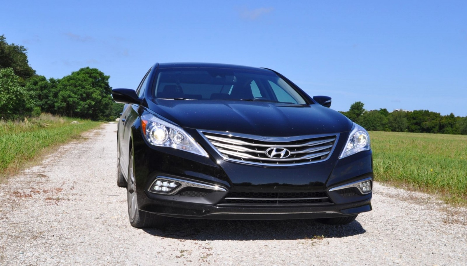 Road Test Review - 2015 Hyundai AZERA Limited 20