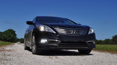 Road Test Review - 2015 Hyundai AZERA Limited 21