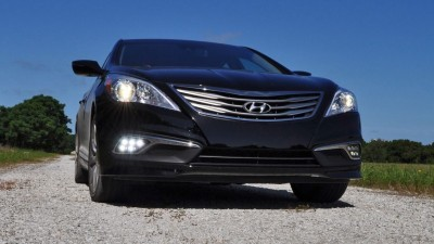 Road Test Review - 2015 Hyundai AZERA Limited 22