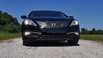 Road Test Review - 2015 Hyundai AZERA Limited 23