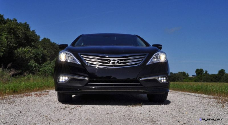 Road Test Review - 2015 Hyundai AZERA Limited 24