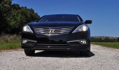 Road Test Review - 2015 Hyundai AZERA Limited 25