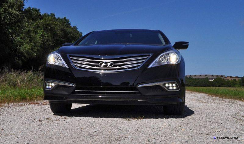 Road Test Review - 2015 Hyundai AZERA Limited 25