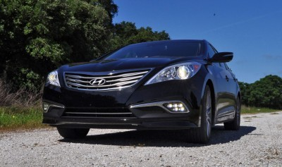 Road Test Review - 2015 Hyundai AZERA Limited 26