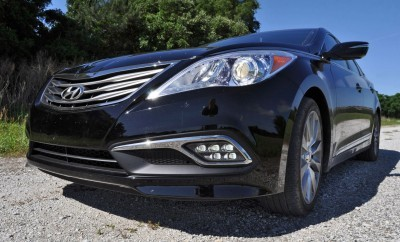 Road Test Review - 2015 Hyundai AZERA Limited 27