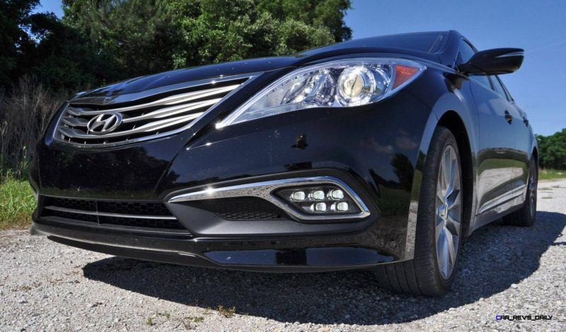 Road Test Review - 2015 Hyundai AZERA Limited 28