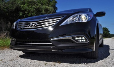 Road Test Review - 2015 Hyundai AZERA Limited 29