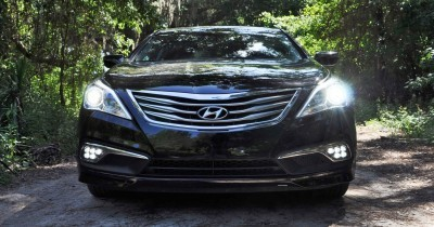 Road Test Review - 2015 Hyundai AZERA Limited 30