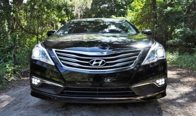 Road Test Review - 2015 Hyundai AZERA Limited 31