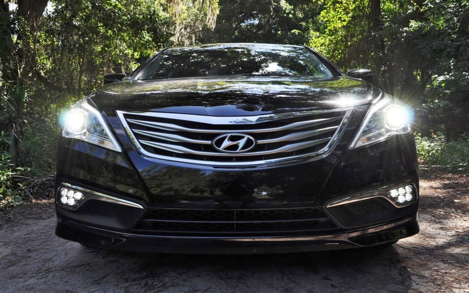 Road Test Review - 2015 Hyundai AZERA Limited 32