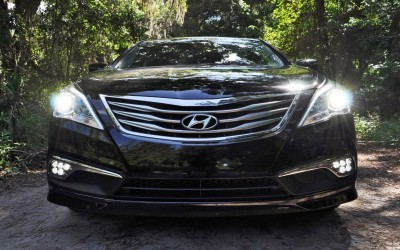 Road Test Review - 2015 Hyundai AZERA Limited 32
