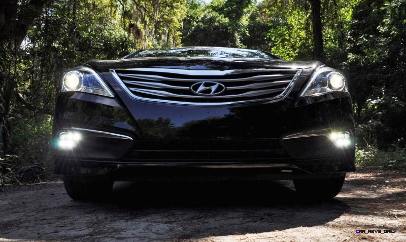 Road Test Review - 2015 Hyundai AZERA Limited 33