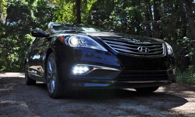 Road Test Review - 2015 Hyundai AZERA Limited 34