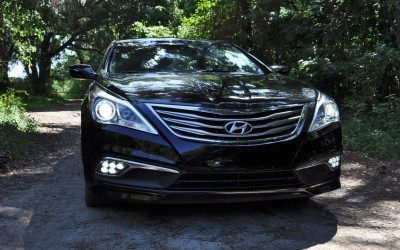 Road Test Review - 2015 Hyundai AZERA Limited 35