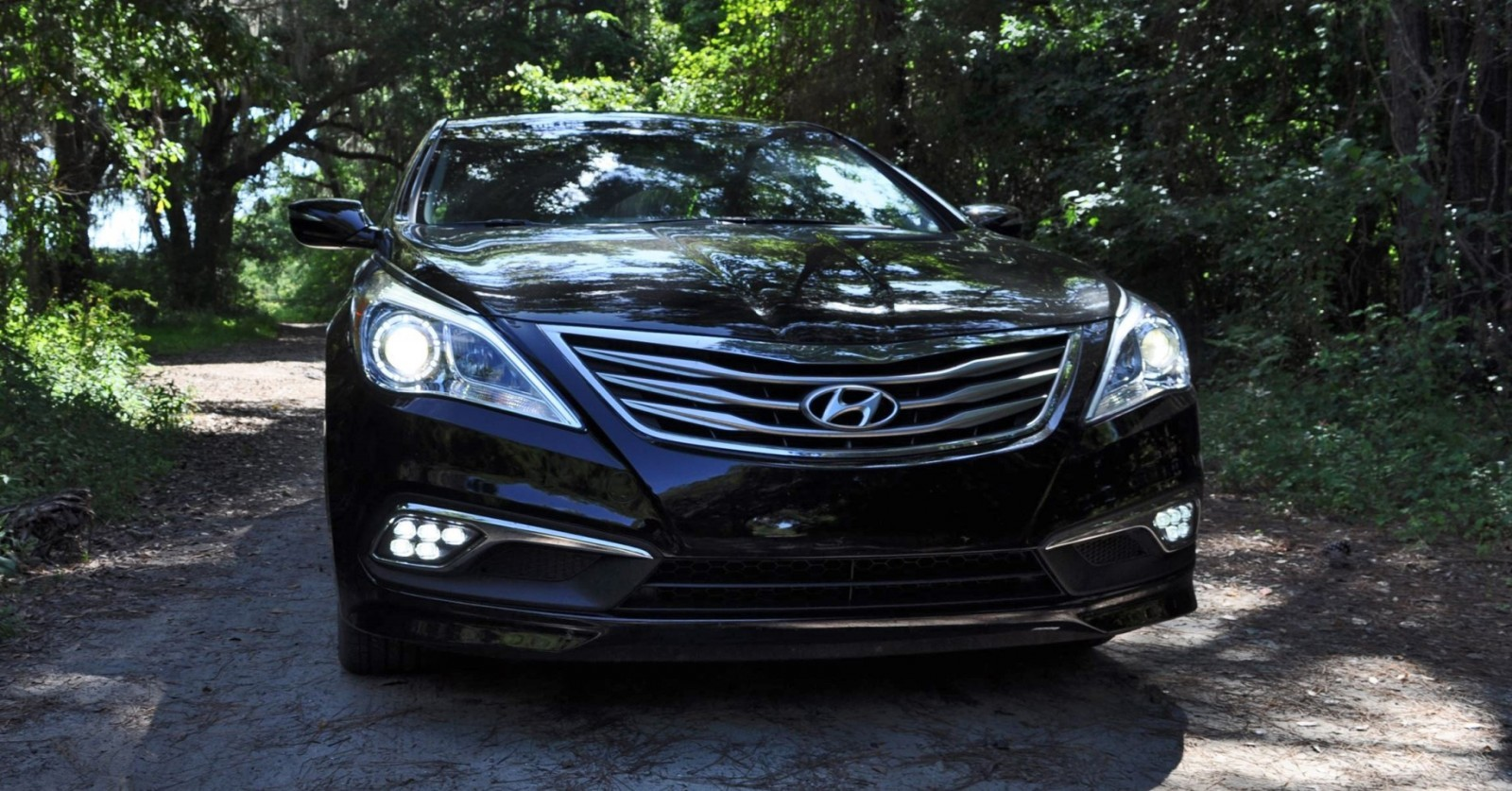 Road Test Review - 2015 Hyundai AZERA Limited 36