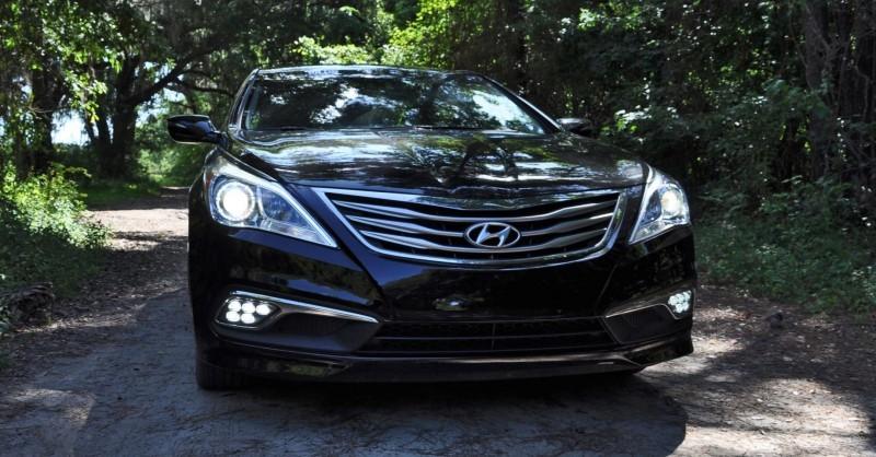 Road Test Review - 2015 Hyundai AZERA Limited 36