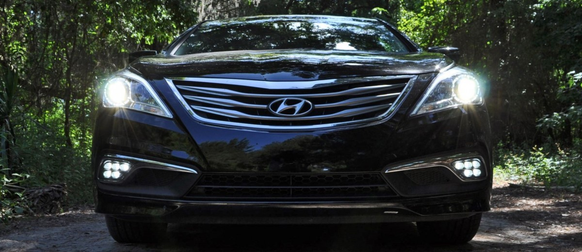 Road Test Review - 2015 Hyundai AZERA Limited 37