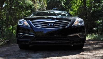 Road Test Review - 2015 Hyundai AZERA Limited 40
