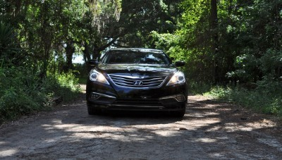 Road Test Review - 2015 Hyundai AZERA Limited 41