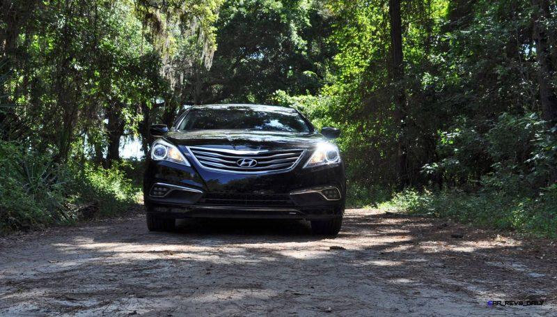 Road Test Review - 2015 Hyundai AZERA Limited 42