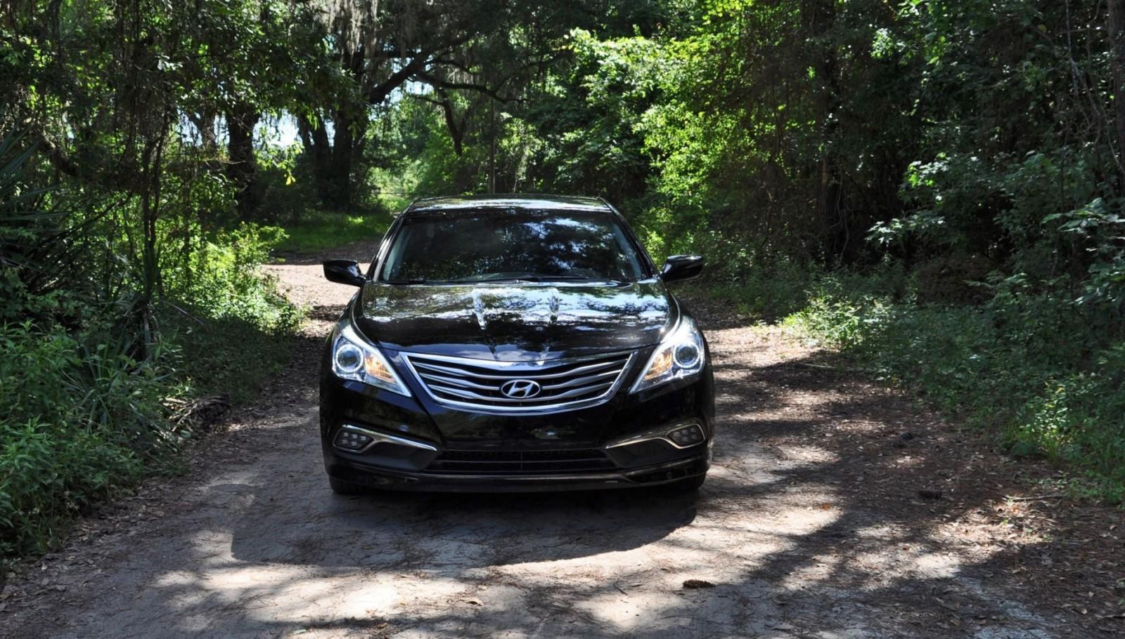 Road Test Review - 2015 Hyundai AZERA Limited 43