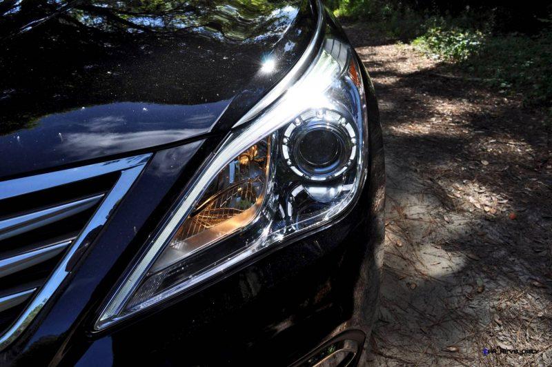 Road Test Review - 2015 Hyundai AZERA Limited 44