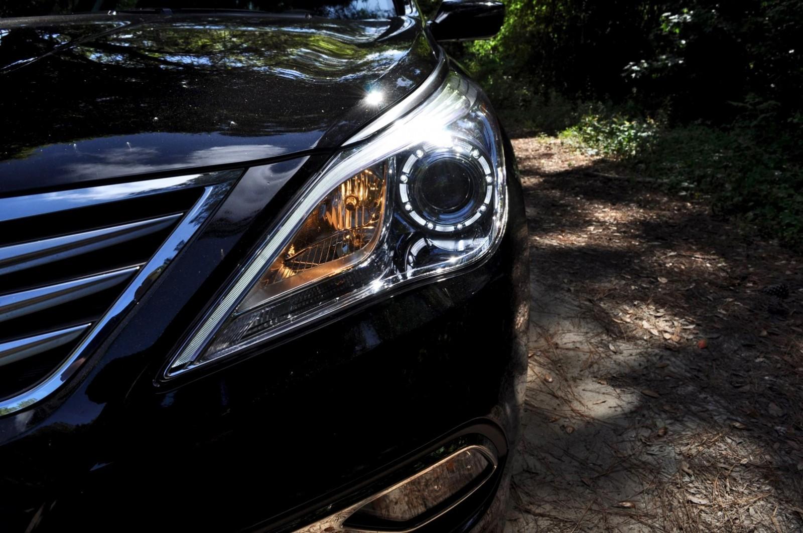 Road Test Review - 2015 Hyundai AZERA Limited 45
