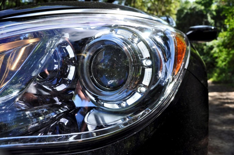 Road Test Review - 2015 Hyundai AZERA Limited 46