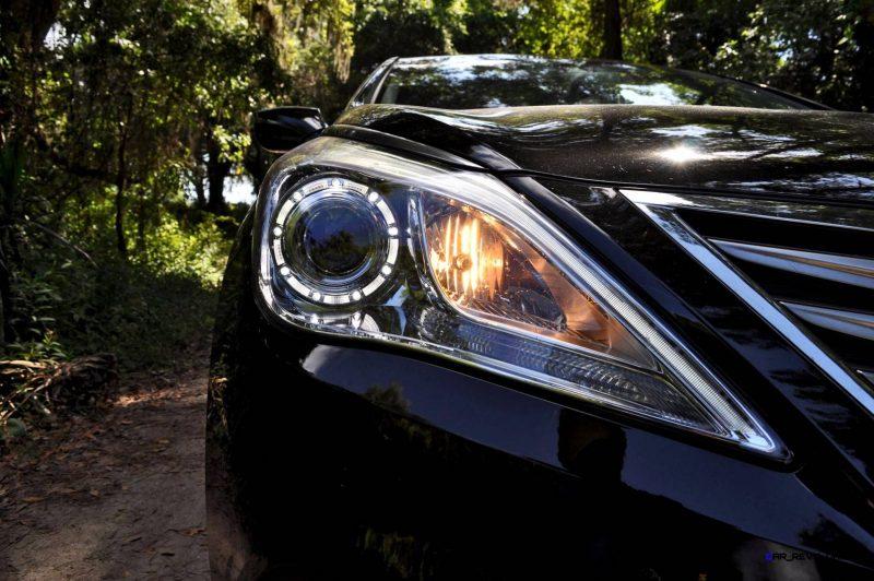 Road Test Review - 2015 Hyundai AZERA Limited 49