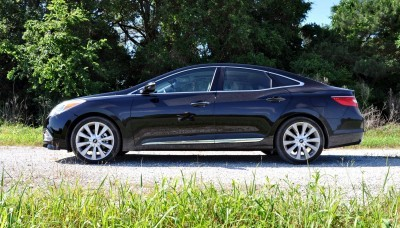 Road Test Review - 2015 Hyundai AZERA Limited 5