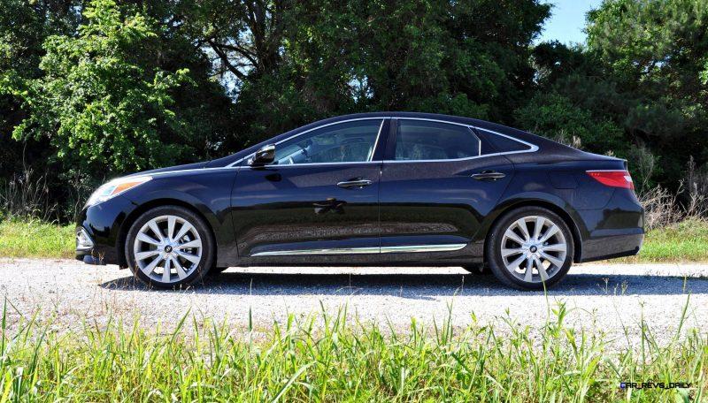 Road Test Review - 2015 Hyundai AZERA Limited 5