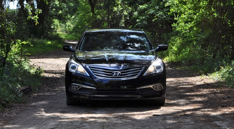 Road Test Review - 2015 Hyundai AZERA Limited 59