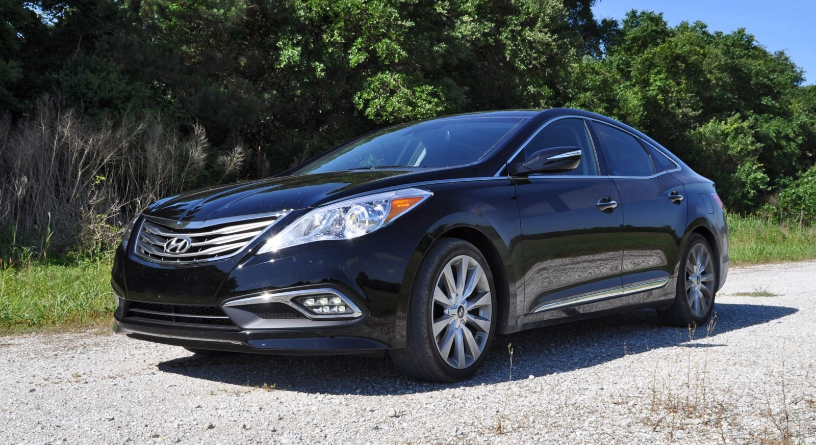 Road Test Review - 2015 Hyundai AZERA Limited 6