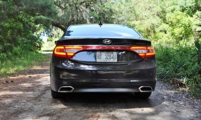Road Test Review - 2015 Hyundai AZERA Limited 60