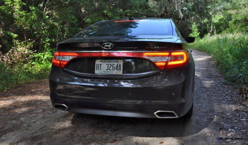 Road Test Review - 2015 Hyundai AZERA Limited 61