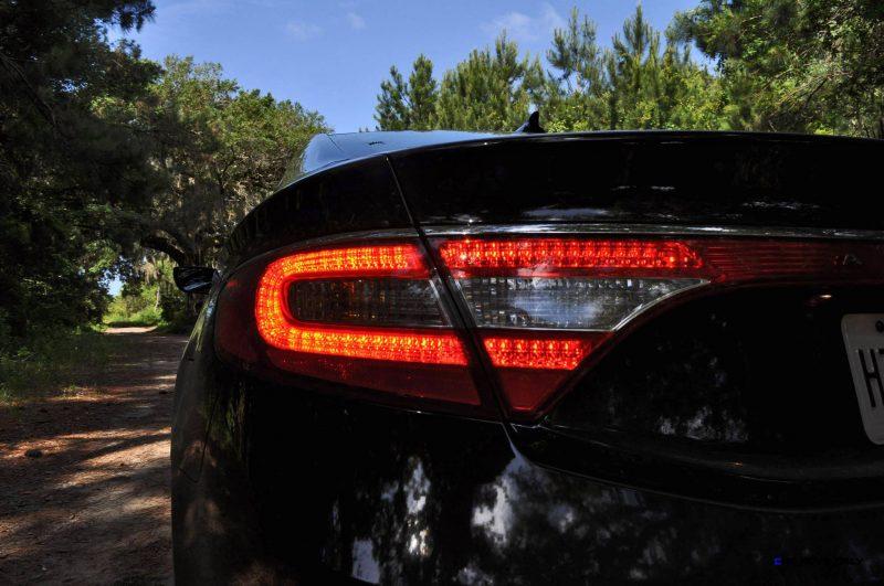 Road Test Review - 2015 Hyundai AZERA Limited 63