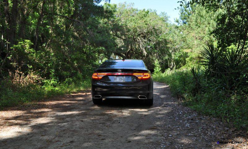 Road Test Review - 2015 Hyundai AZERA Limited 64
