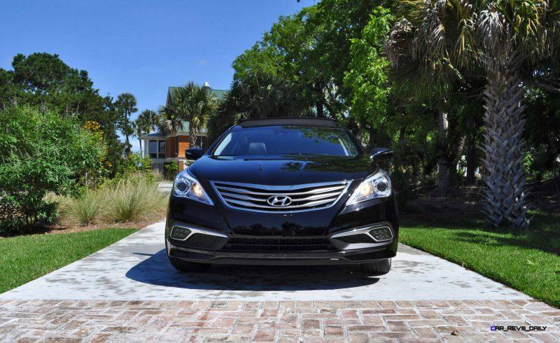 Road Test Review - 2015 Hyundai AZERA Limited 66