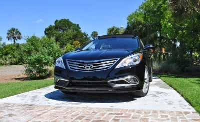 Road Test Review - 2015 Hyundai AZERA Limited 67