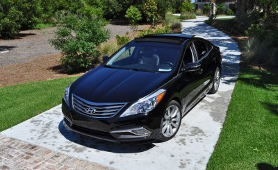 Road Test Review - 2015 Hyundai AZERA Limited 68