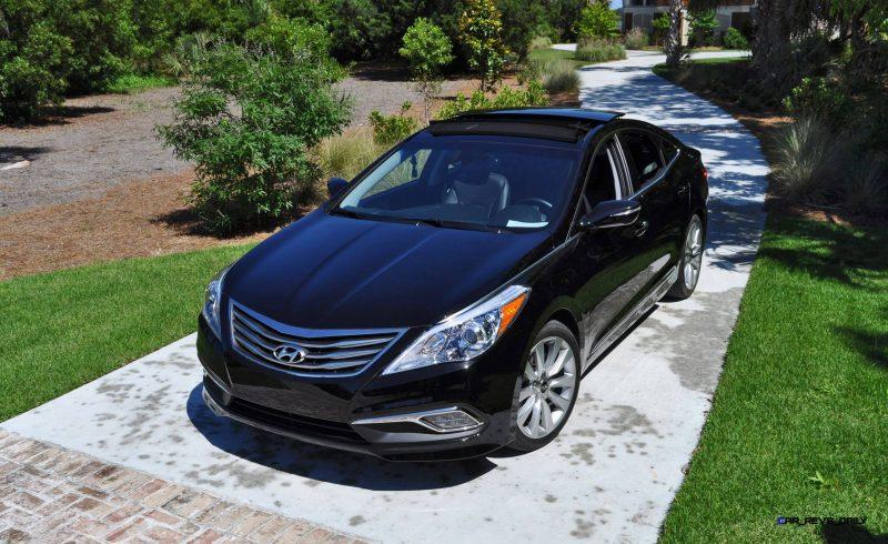 Road Test Review - 2015 Hyundai AZERA Limited 68