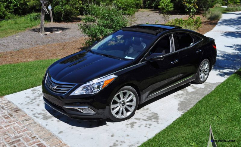 Road Test Review - 2015 Hyundai AZERA Limited 69