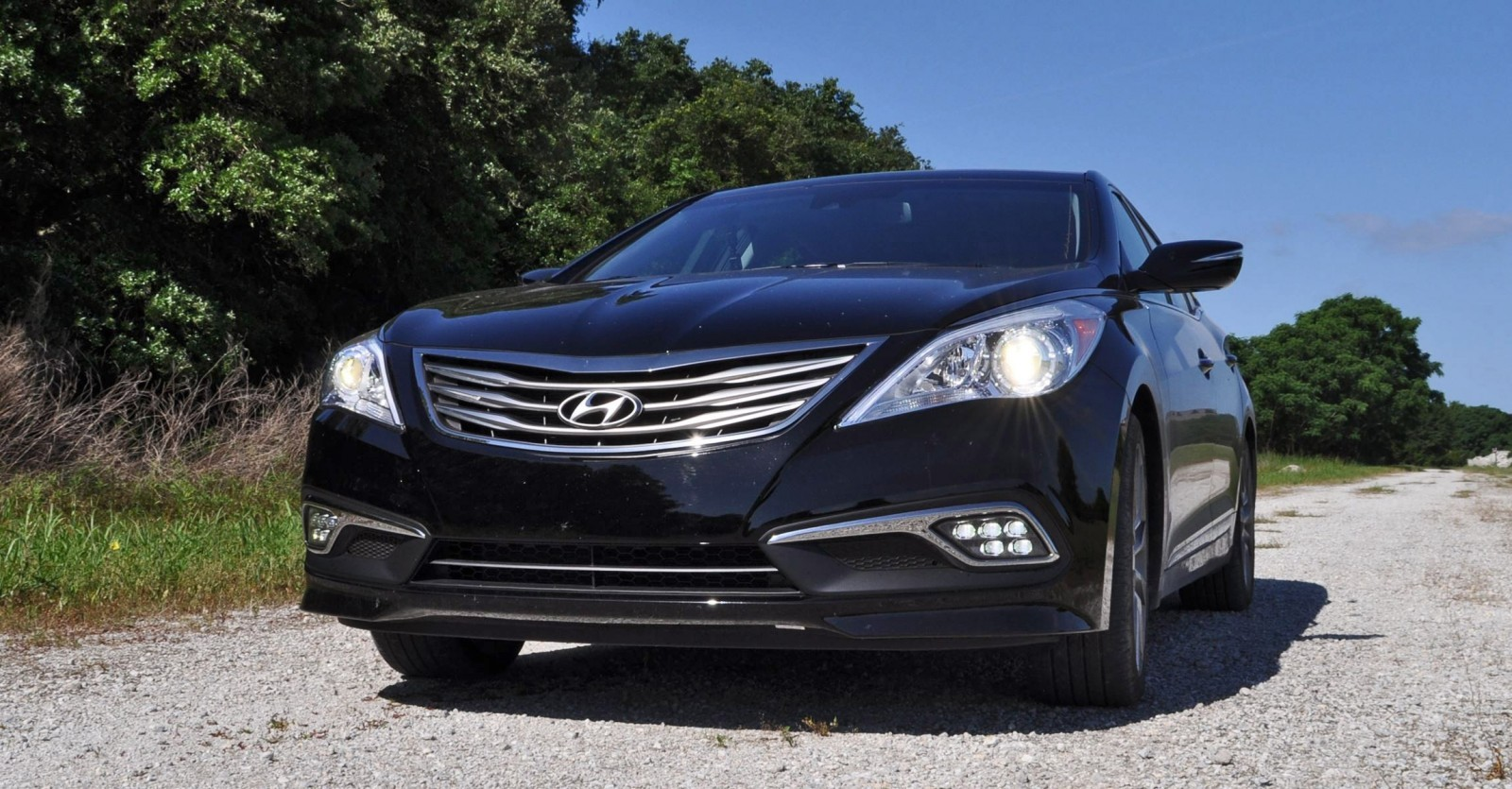 Road Test Review - 2015 Hyundai AZERA Limited 7