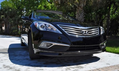Road Test Review - 2015 Hyundai AZERA Limited 70